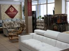 брендовая секция мягкой мебели