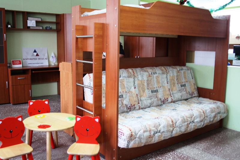 Двухъярусная Кровать С Диваном В Москве