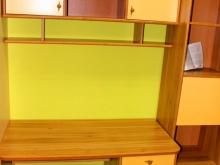 мебель для подростка: компьютерный стол и стеллаж