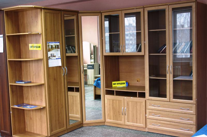 Удобная практичная мебель в зал