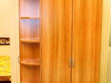 шкаф для одежды 2-х дверный
