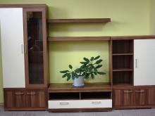 Разнообразная корпусная мебель