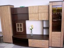 Практичная удобная гостиная