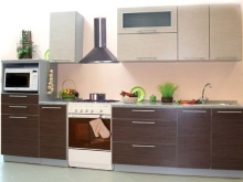 Красивая модульная кухня