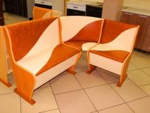 скамья для кухни кожзам или ткань