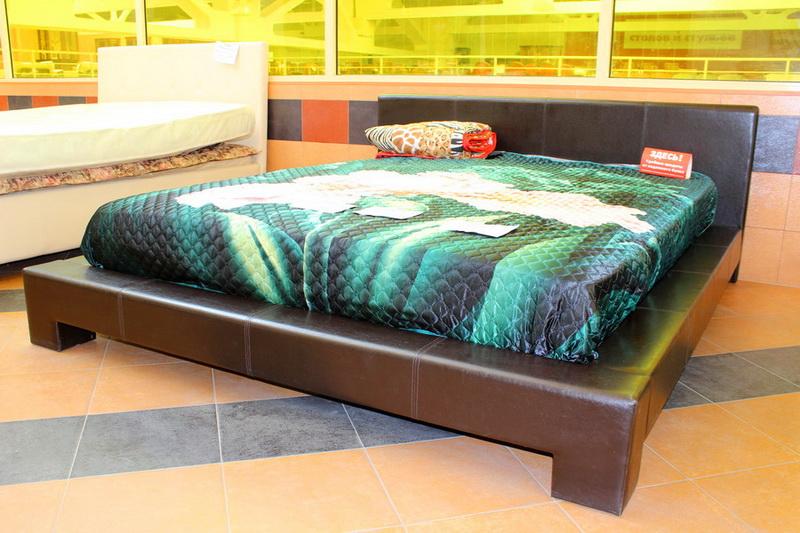 мягкие кровати в мебельном центре Аннушка