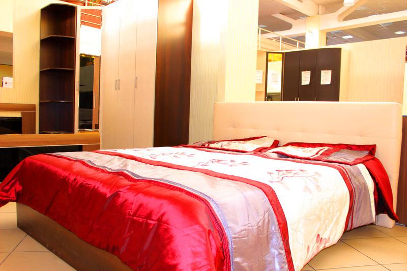 правильный большой выбор мебели для спальни