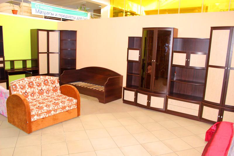 магазины мебели в Кургане, сеть