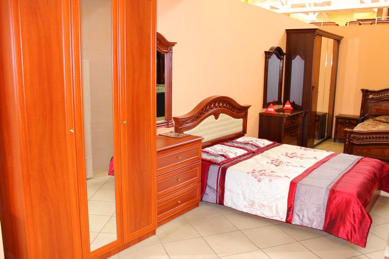 мебель для спальни классика
