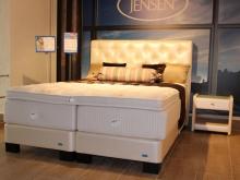 """роскошная дорогая европейская спальная система в Кургане: luxe основание, матрас и топпер в МС \""""Шарман\"""""""