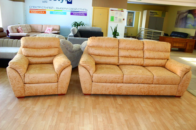 набор мягкой мебели