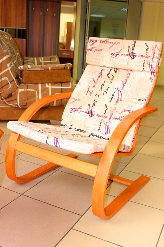 дачная кресло-качалка