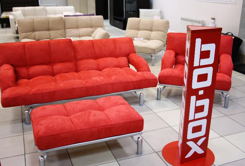Мягкая мебель bo-box Финляндия