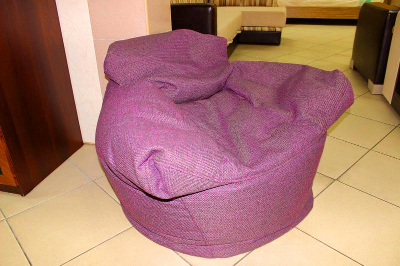 кресло - мешок в Кургане