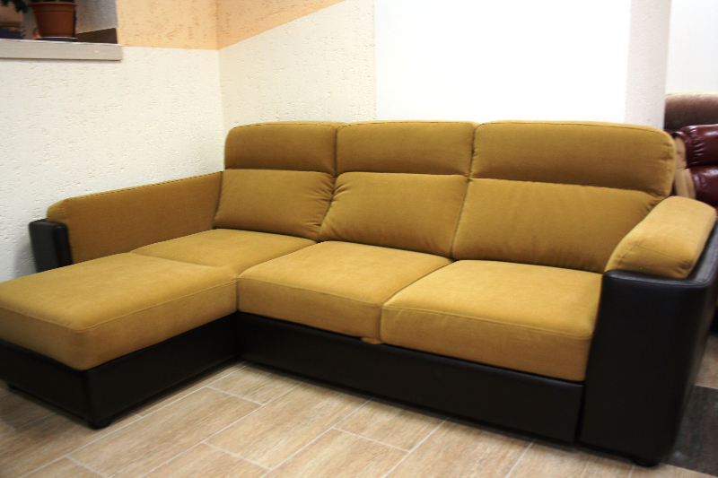 Самый удобный и компактный диван - Палаццио с канапе
