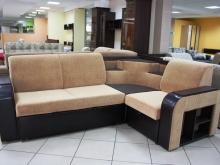 угловой компактный диван