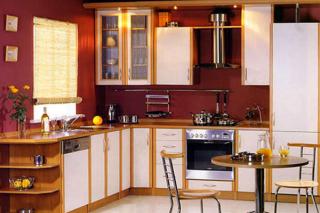 Покупка кухонной мебели