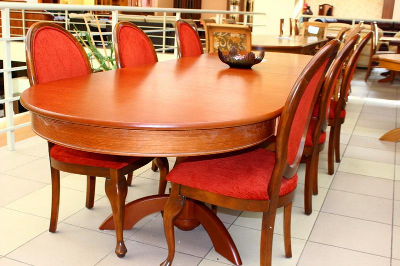 большие разборные обеденные столы