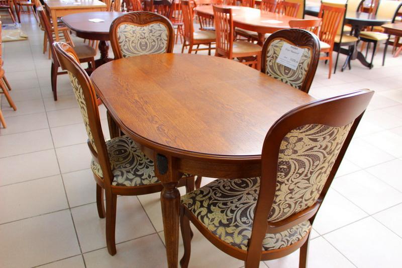 различная обивка (ткань) стульев
