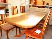 удобные кухонные стол и стулья