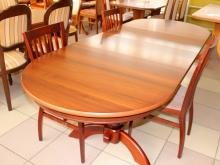 обеденные столы в большую комнату
