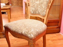 элитные обеденные столы и стулья в Кургане