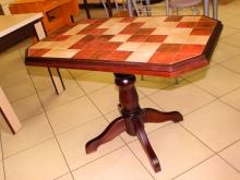 кухонный стол с покрытием из керамической плитка